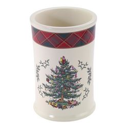 Spode Christmas Tree Tartan Tumbler