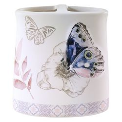 Avanti In The Garden Toothbrush Holder