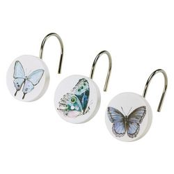 Avanti In The Garden 12-pc. Shower Curtain Hooks