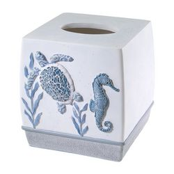 Avanti Caicos Tissue Box Cover