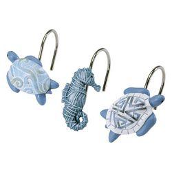 Avanti Cacios 12-pc. Shower Curtain Hooks
