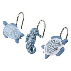 Cacios 12-pc. Shower Curtain Hooks