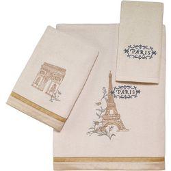 Avanti Paris Botanique Towel Collection