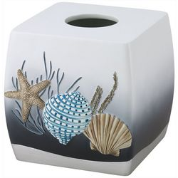 Avanti Blue Lagoon Tissue Box Cover