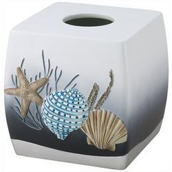 Blue Lagoon Tissue Box Cover