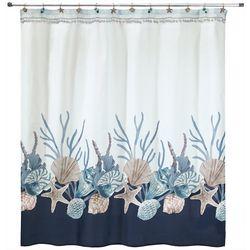 Avanti Blue Lagoon Shower Curtain