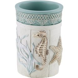 Avanti Farmhouse Shell Bathroom Tumbler