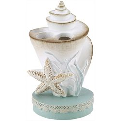 Farmhouse Shell Toothbrush Holder