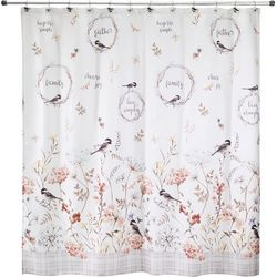 Avanti Live Simply Shower Curtain