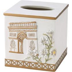 Paris Botanique Tissue Box Cover