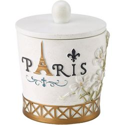 Avanti Paris Botanique Covered Bathroom Jar