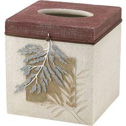 Avanti Serenity Tissue Box Cover