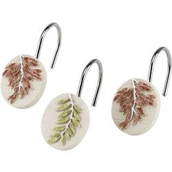 Serenity 12-pc. Shower Curtain Hooks