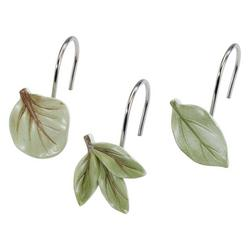 Ombre Leaves 12-pc. Shower Curtain Hooks