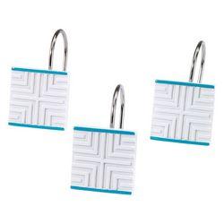 Mercer 12-pc. Shower Curtain Hooks