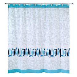 Now House Mercer Shower Curtain