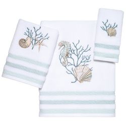 Coastal Terrazzo Towel Collection