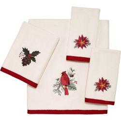 Avanti Cardinal Towel Collection