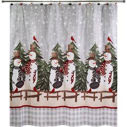 Avanti Country Friends Shower Curtain