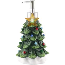 Avanti Mr. Christmas Tree Light Up Lotion Pump