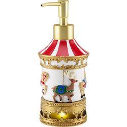 Avanti Mr. Christmas Carousel Light Up & Music Lotion Pump