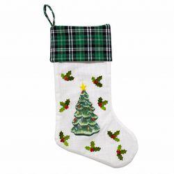 Mr. Christmas Xmas Tree Stocking