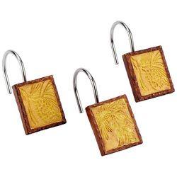 Avanti Adirondack Pine 12-pc. Shower Curtain Hooks