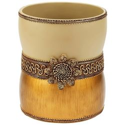 Avanti Braided Medallion Wastebasket