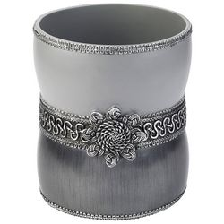 Avanti Granite Braided Medallion Wastebasket