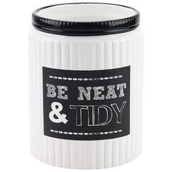 Chalk It Up Wastebasket