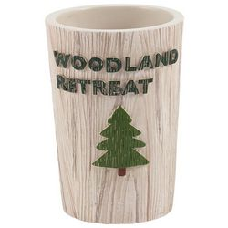 Avanti Cabin Words Bathroom Tumbler