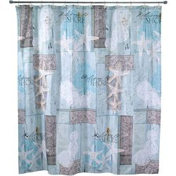 Avanti Beachcomber Shower Curtain