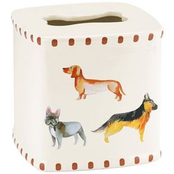 Avanti Dogs On Parade Tissue Box Cover
