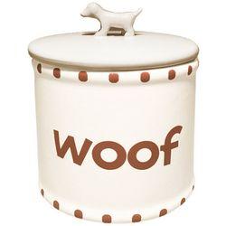 Avanti Dogs On Parade Covered Bathroom Jar