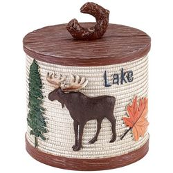 Avanti Lakeville Covered Bathroom Jar