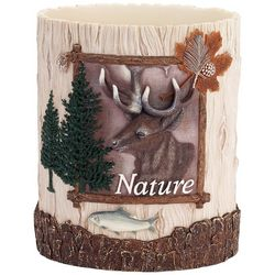Avanti Nature Walk Wastebasket