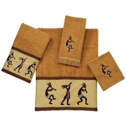 Avanti Kokopelli Towel Collection