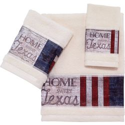Avanti Home Sweet Texas Towel Collection
