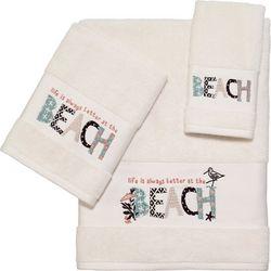 Avanti Beach Life Towel Collection