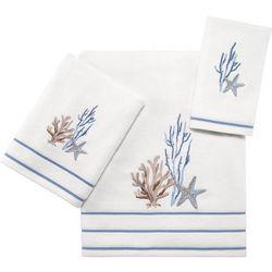 Avanti Abstract Coastal Towel Collection