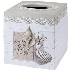 Avanti Hyannis Tissue Box Cover