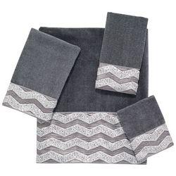 Avanti Chevron Galaxy Towel Collection