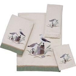 Avanti Sea Bird Towel Collection