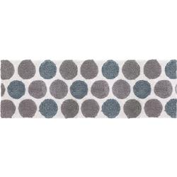 Dotted Circles Bath Rug