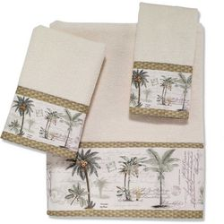 Avanti Colony Palm Towel Collection