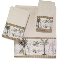 Colony Palm Towel Collection