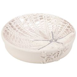 Avanti Sequin Shell Soap Dish