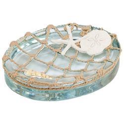 Seaglass Soap Dish