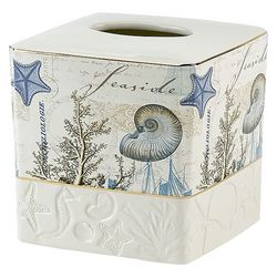 Avanti Antigua Tissue Box