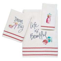 Avanti Dream Big Towel Collection